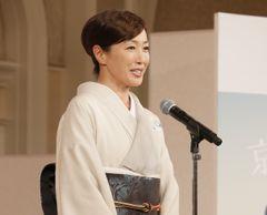 高島礼子、テロ犠牲者の亡き夫へ捧げた思いに感動