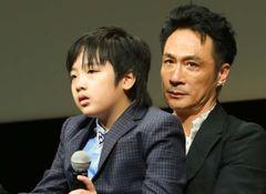 香港の人気スター、フランシス・ンが息子と親子ツーショット披露!