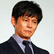 織田裕二、『踊る』以来4年ぶりの映画に涙こらえる