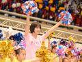 広瀬すず、全日本チアダンス選手権大会で生ダンス!