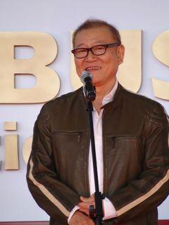 国際派俳優・國村隼、韓国最大の映画祭で日本人として初ノミネート