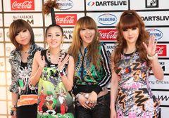 韓国グループ・2NE1が解散を発表