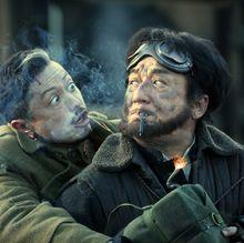 池内博之、ジャッキー・チェンと初共演!中国アクションで息の合った格闘シーンも披露!