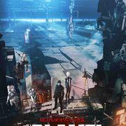 弐瓶勉『BLAME!』Netflixで独占配信!劇場公開と同時!