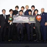 小野賢章、小野友樹、神谷浩史ら『黒子のバスケ』集大成に晴れ晴れ!キャラ自慢合戦も