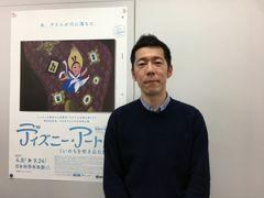 日本にディズニーの魔法を!アート展主催者の1人が思い語る