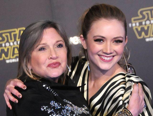 レイア姫キャリー・フィッシャーさんの娘、「アメホラ」第7シーズンに出演