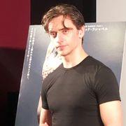 映画界進出の超美形ダンサー、セルゲイ・ポルーニン来日「タトゥーは自由の証」