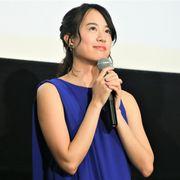 まさかの沈黙…石橋凌&原田美枝子の娘、映画初主演舞台あいさつで緊張