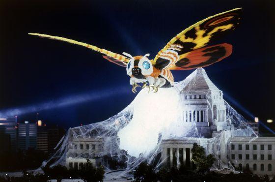 東宝怪獣総選挙1位はモスラ!2位キングギドラ!3位は…