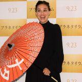 ナタリー・ポートマン溢れる日本愛!流暢な日本語で会場沸かす
