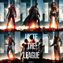 DCヒーロー集結!戦闘スーツ全身ビジュアルが公開