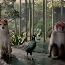 懐かしっ!「三太郎」お供の犬・サル・キジ声優は、一世風靡したアノ芸人