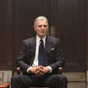 『96時間』リーアム・ニーソン、白髪に!今度は大統領を葬る