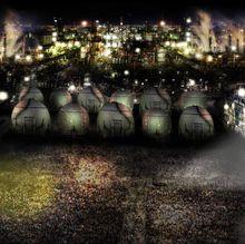川崎の工場夜景で『ブレードランナー』一夜限りの盛大イベント!樋口真嗣監督も参戦!