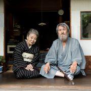 山崎努&樹木希林、56年の時を経て夫婦役で初共演!