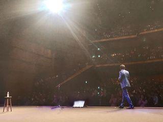 ウーマン村本、時事ネタ放送の当日 ライブで見せた覚悟「全て吹っ切れた」