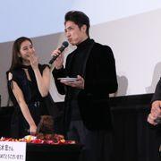 玉木宏、38歳のバースデーに肉ケーキ