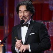 役所広司、初の最優秀助演男優賞!福山雅治と「二人で作り上げた」