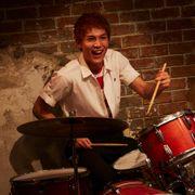 華麗すぎ…!中川大志、ドラム練習映像が公開『坂道のアポロン』