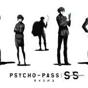 「PSYCHO-PASS サイコパス」再始動!劇場アニメ3作が2019年1月より連続公開!