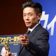 オスカー受賞の辻一弘が凱旋帰国 日本の注目の高さに「驚き」
