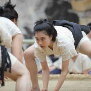 木竜麻生×東出昌大『菊とギロチン』7.7公開!特報で迫力の女相撲シーン