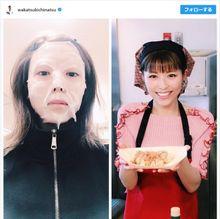 若槻千夏、ビフォーアフター写真に反響「どっちも可愛い」