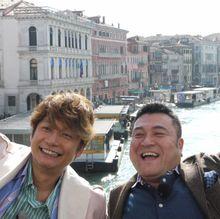 「おじゃMAP!!」最終回は香取&ザキヤマのイタリア二人旅!