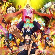 『ONE PIECE FILM GOLD』5.19地上波初放送!