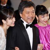 是枝裕和『万引き家族』に最高賞パルムドール!日本人21年ぶり
