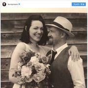 「オレンジ・イズ・ニュー・ブラック」女優、ベン・フォスターと結婚