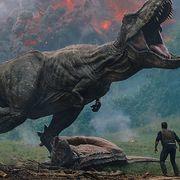 ジュラシック・ワールド続編、シリーズ最多の恐竜たちに迫る特別映像!