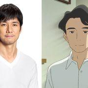 西島秀俊、5年ぶりアニメ映画声優 『ペンギン・ハイウェイ』でお父さん役