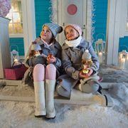フィンランドで大ヒット!とびっきりキュートな女の子たちの続編『オンネリとアンネリのふゆ』今冬公開