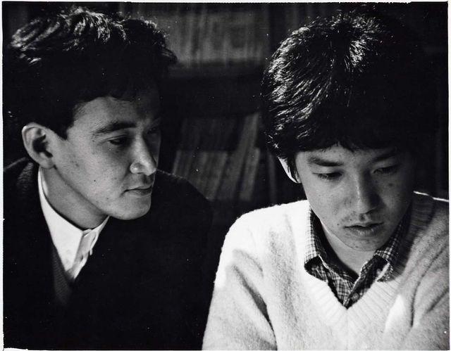 松田優作主演『家族ゲーム』(1983)より※カラー作品