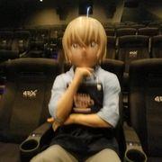安室透、ゼロの執行人4D上映を体験!「なかなか楽しめましたよ」