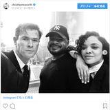 クリス・ヘムズワース、『メン・イン・ブラック』スピンオフ撮影終了を報告!