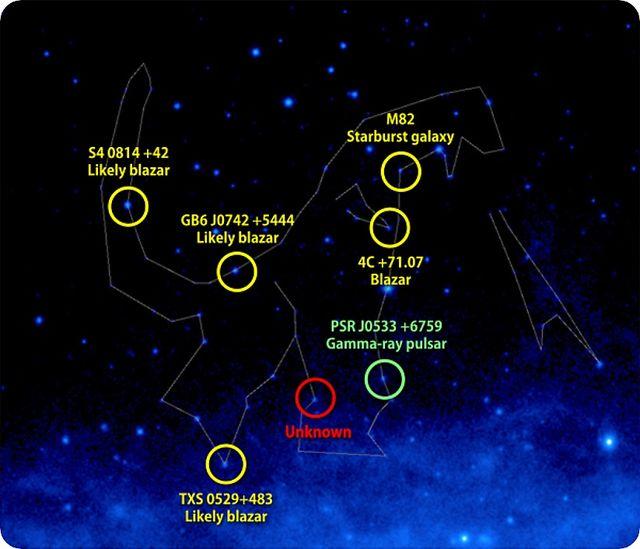 ゴジラが星座に!NASAが日本の怪獣史上初認定 - シネマトゥデイ