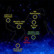 ゴジラが星座に!NASAが日本の怪獣史上初認定