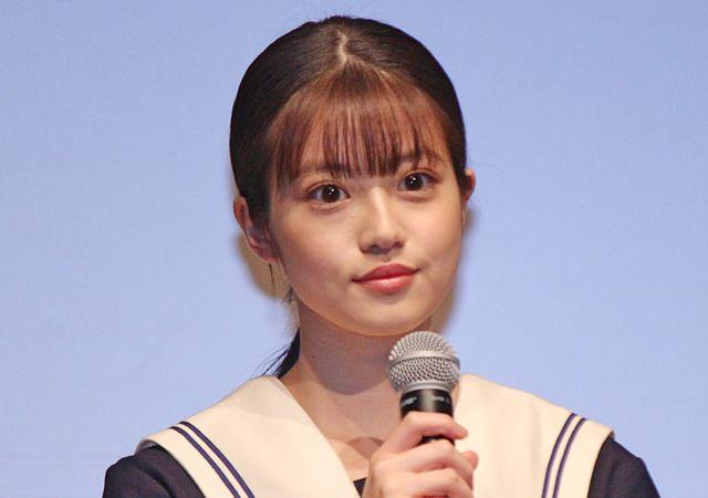 今田美桜、女優業への進路に自信 - シネマトゥデイ