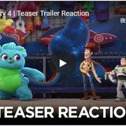 『トイ・ストーリー4』特報と異なる新キャラクター映像を早くも公開