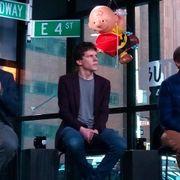 J・アイゼンバーグ、NY中を歩いた男のドキュメンタリーに惚れ込んだ理由を語る