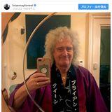 ブライアン・メイ、日本の『ボヘミアン・ラプソディ』ファンに感謝