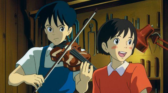 聖司とバイオリンとカントリーロード