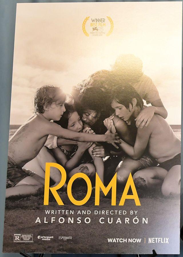 Netflixオリジナル映画『ROMA/ローマ』