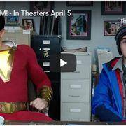 DC映画『シャザム!』新映像!空中バトルシーンも収録