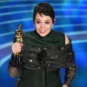 主演女優賞は『女王陛下のお気に入り』オリヴィア・コールマン!