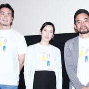自主製作映画が拡大公開へ!『岬の兄妹』監督&キャスト、初日舞台挨拶で万感の思い