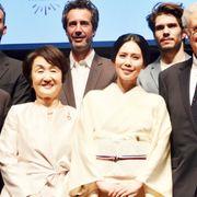 アラン・ドロンも祝福!中谷美紀、フランス映画祭「旅する気持ちで楽しんで」